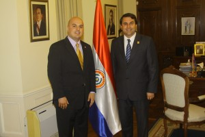 An Interview with the President of the Republic of Paraguay