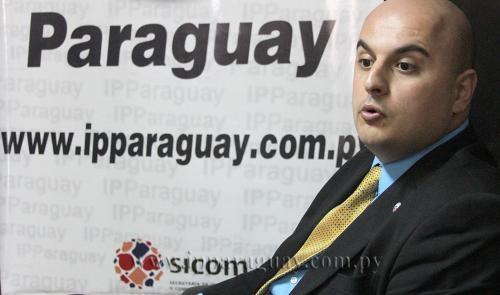 Peter IPParaguay