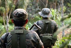 Guatemala soldiers