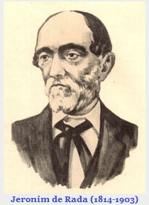 Peter Tase: Rilindasi i madh Jeronim De Rada