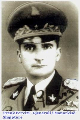 Gjeneral Prenk Pervizi dhe miqësia me Princin Umberto të Italisë