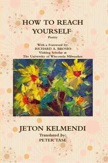 Lirizmi poetik i Jeton Kelmendit është jeta Iliro-Shqiptare, bukuri e të shprehurit të fjalës – Nga Richard A. Brosio, Ph.D.