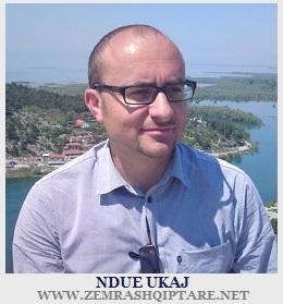 Shkrimtari Ndue Ukaj botohet në Amerikë