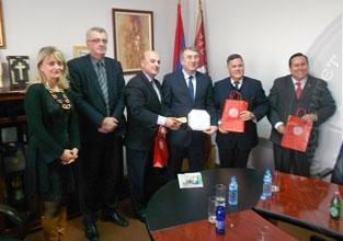 Nga vizita e delegacionit paraguajan ne Bosnje-Hercegovine dhe Kroaci