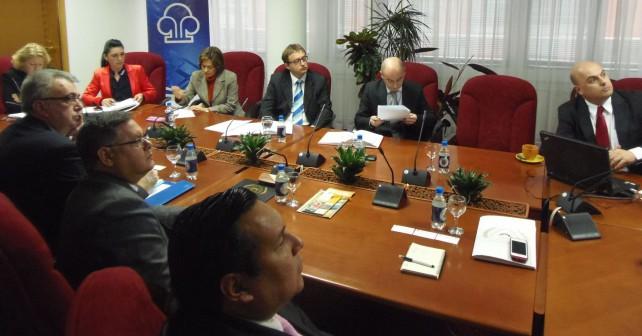 Delegacija Paragvaja posjetila VTK/STK BiH  Petak, 12.12.2014.
