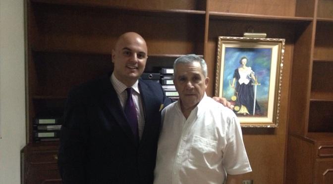 Instan a fortalecer diplomacia entre Paraguay y Bosnia