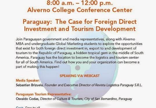 Sabahudin Hadzialic – Conferencia en la UNIVERSIDAD METROPOLITANA DE ASUNCION, PARAGUAY
